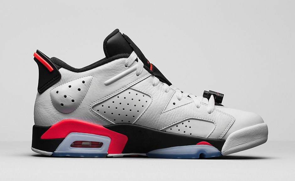 info for 9dd7f 8880f air-jordan-6-low-infrared-23-release-date-